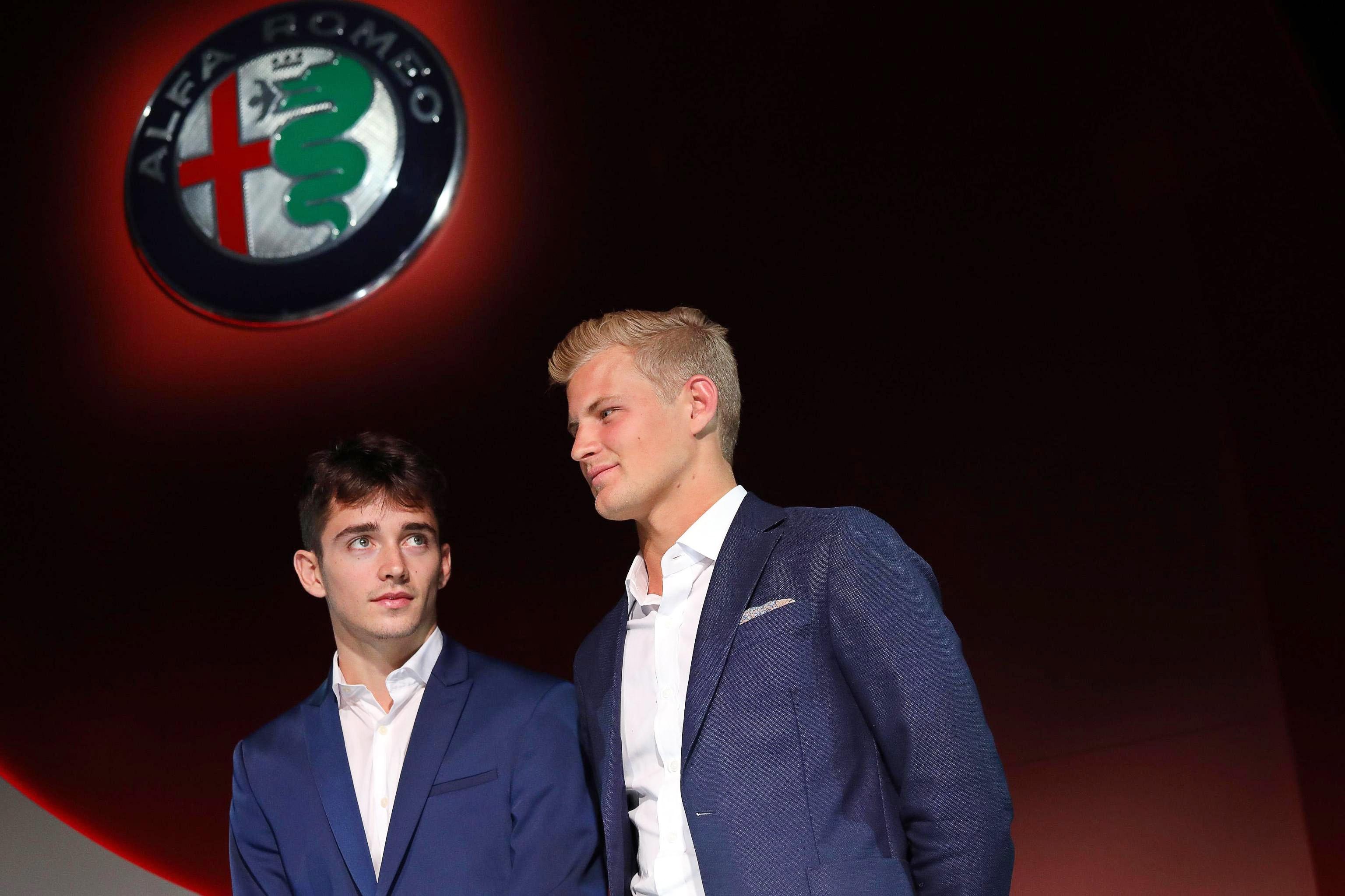 Alfa Romeo já tem pilotos para o regresso à Fórmula 1
