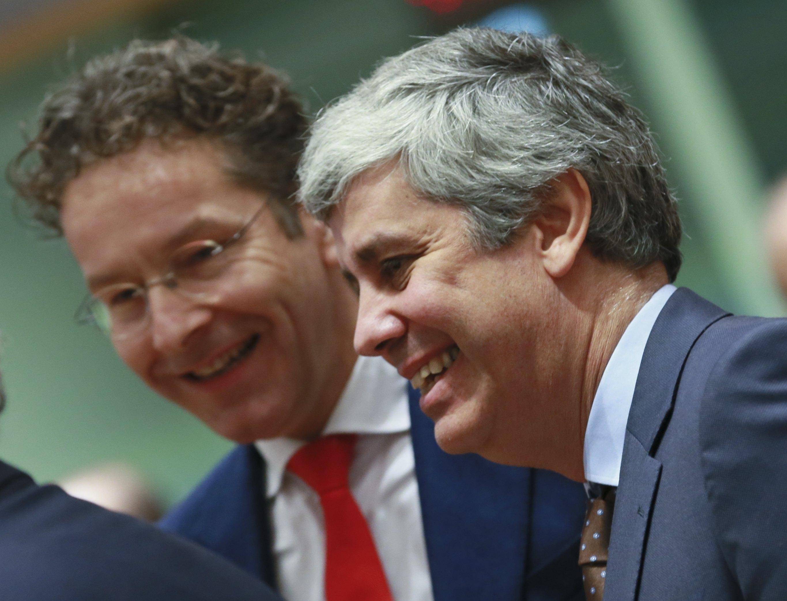 Eurogrupo: Centeno afinal não venceu na primeira volta