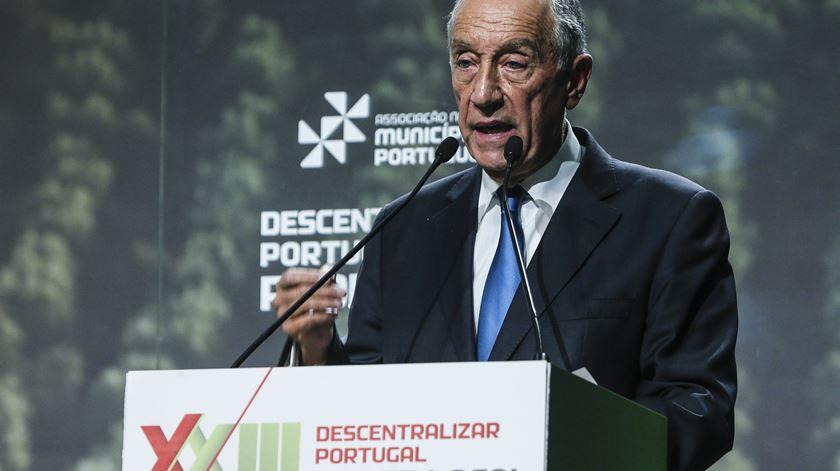 """Autarcas queixam-se de posição """"inadmissível"""" da Comissão Eleitoral e vão recorrer a Marcelo"""