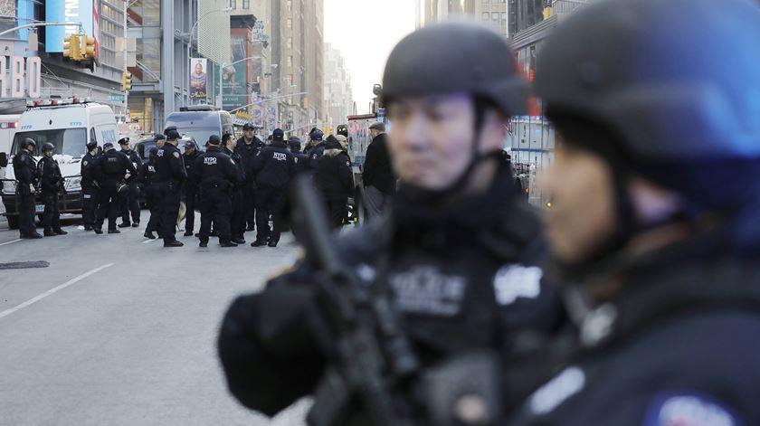 """""""Tentativa de ataque terrorista"""" em Nova Iorque. """"O pânico era tão grande"""""""