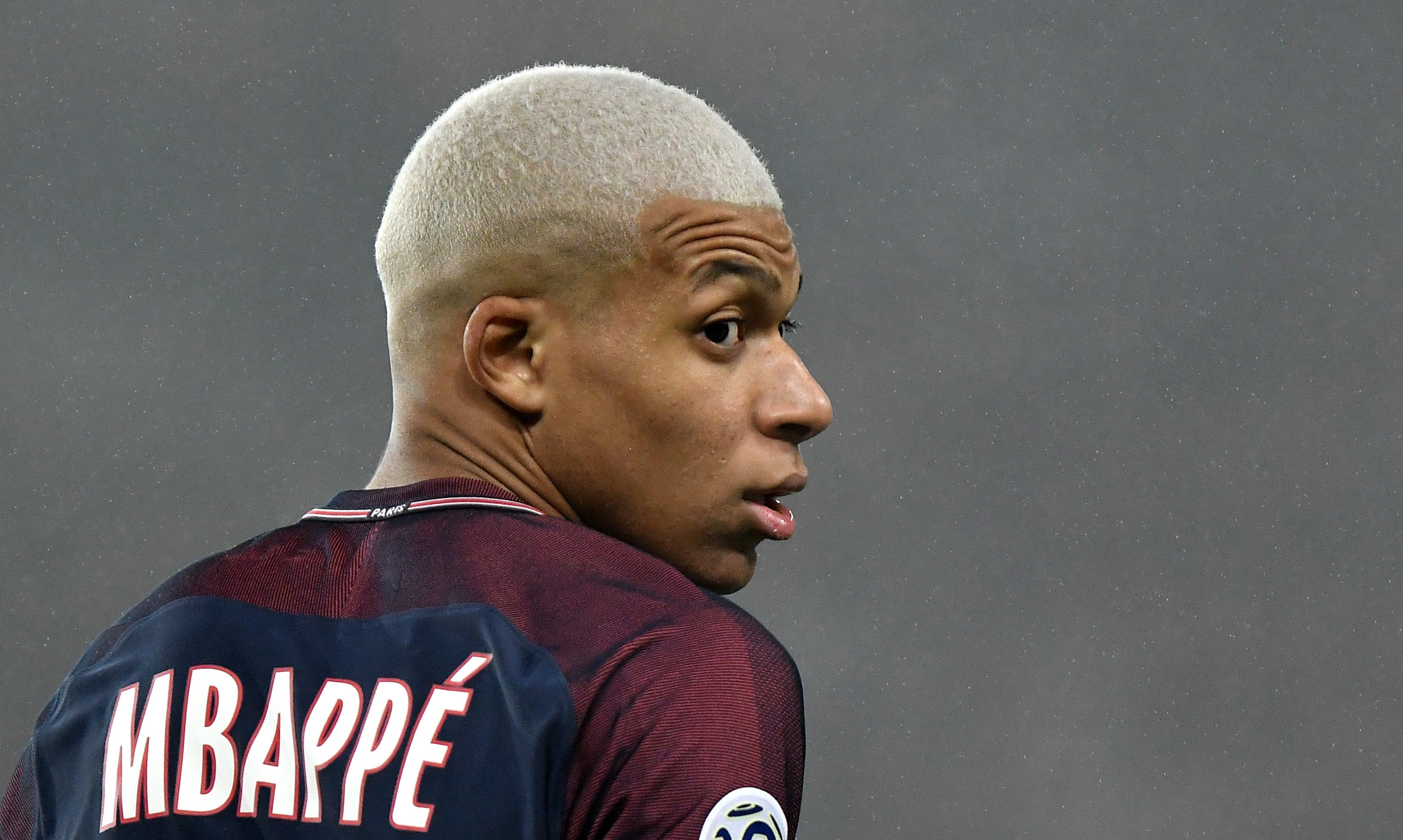 Mbappé sobre CR7: 'Gostava dele quando eu era pequeno, mas acabou'