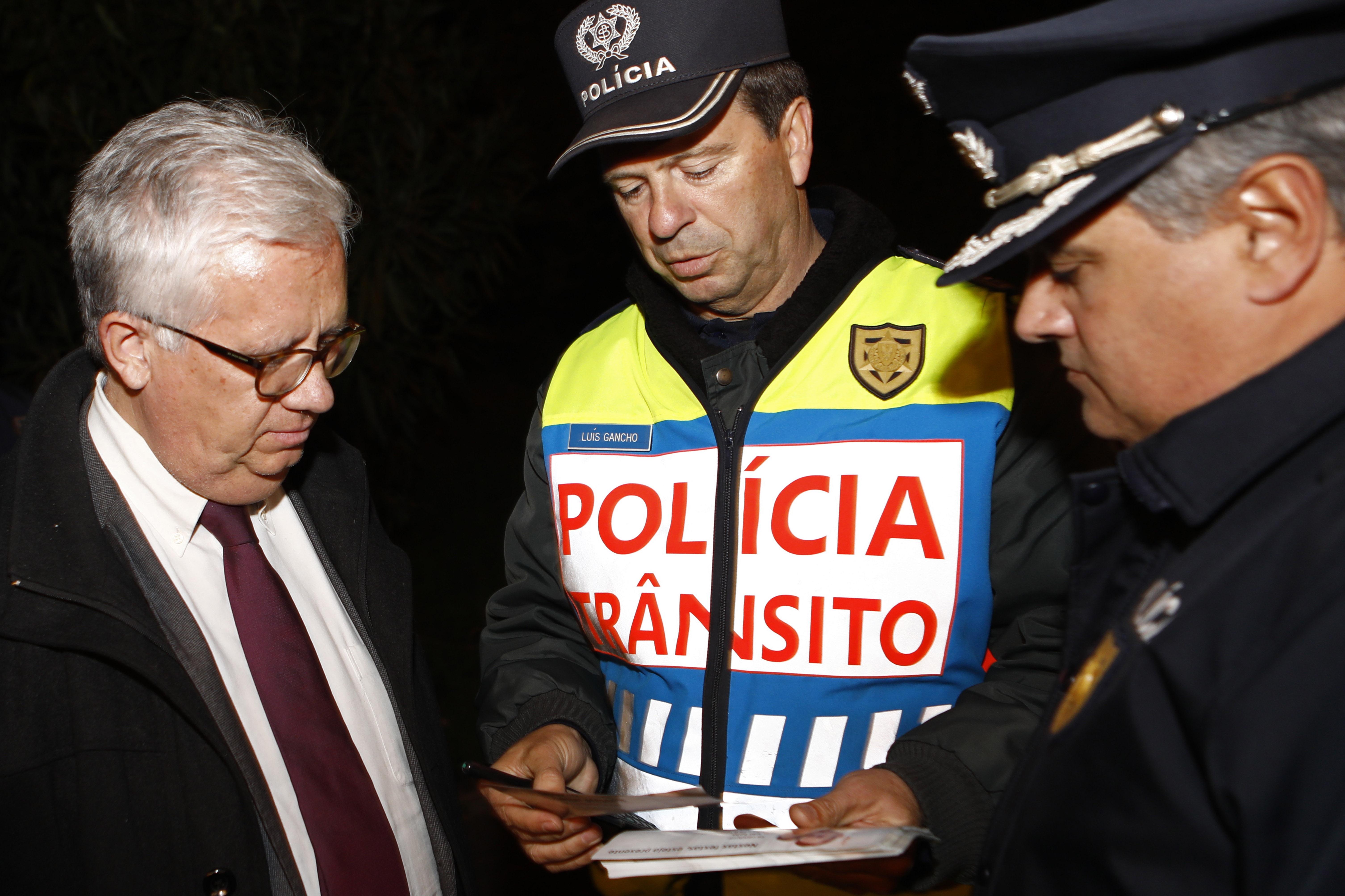 PSP realiza buscas em Oeiras relacionadas com assalto a carrinha de valores