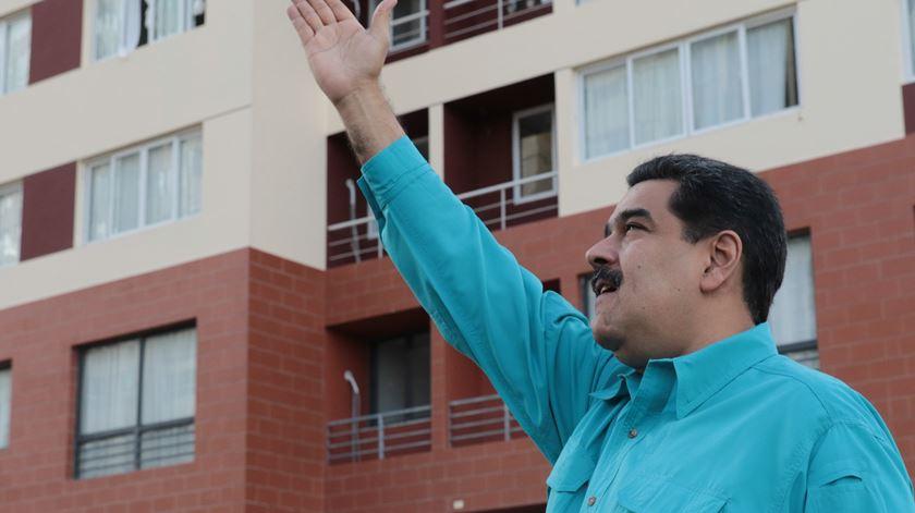 Presidente da Venezuela acusado de tráfico de droga nos EUA