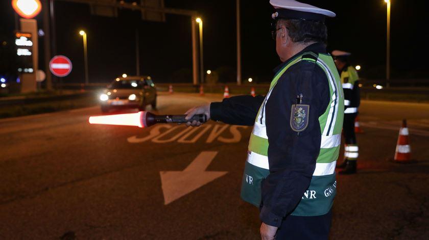 Operação Ano Novo. Cinco conselhos da GNR para quem anda na estrada