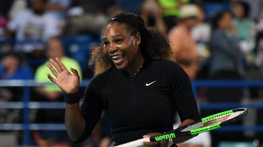 Serena Williams. Foto: Martin Dokoupil/EPA