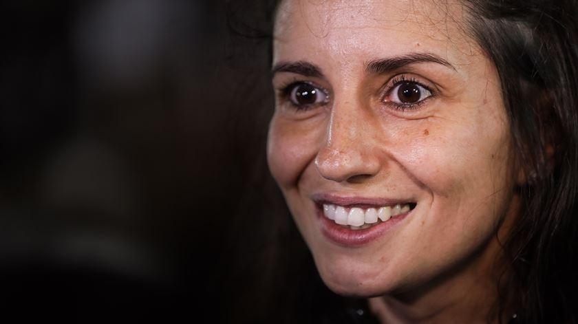Socióloga Sónia Margarida Laygue vai liderar Raríssimas. Foto: Mário Cruz/Lusa
