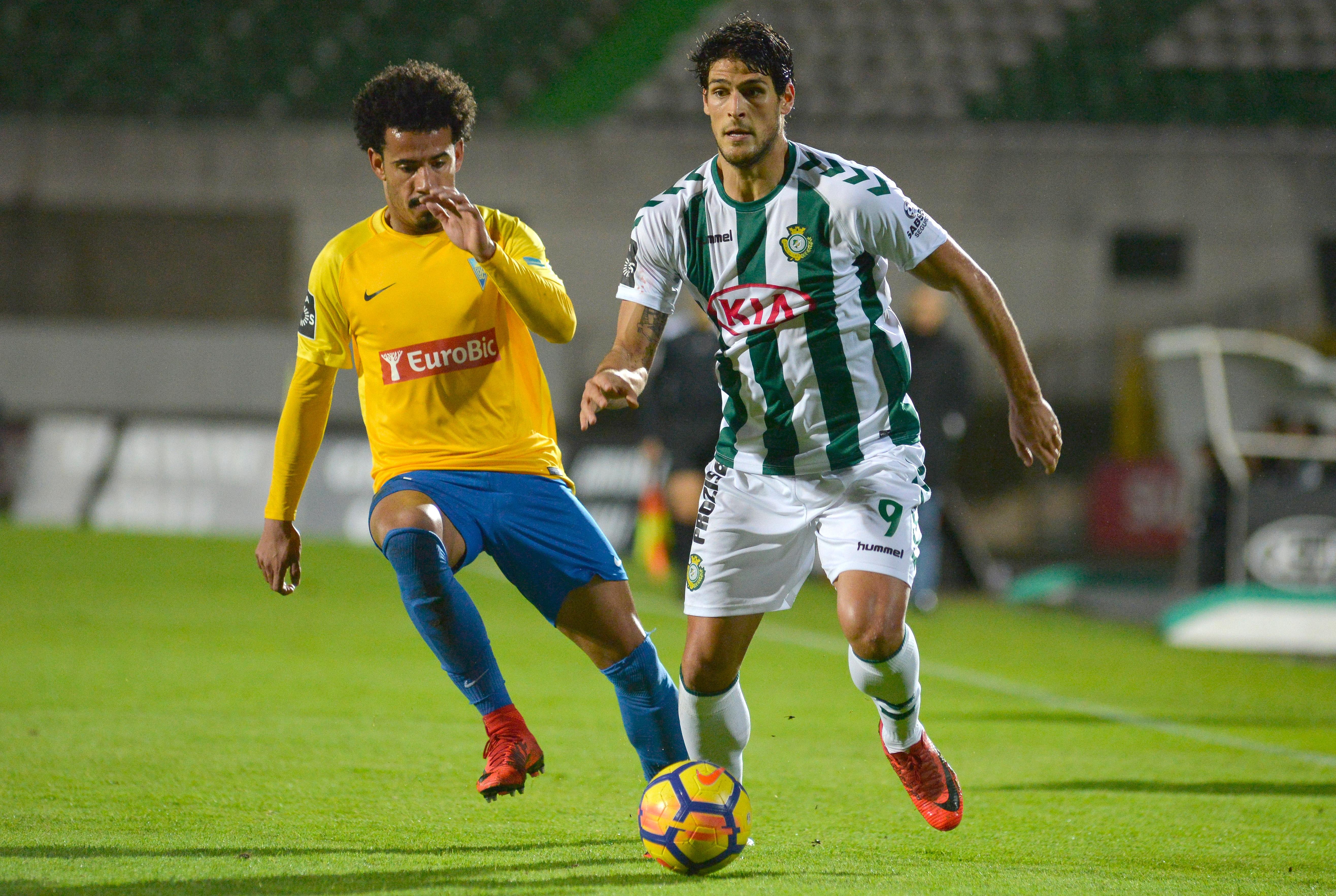 Resultado final: Vitória FC-Estoril, 2-2