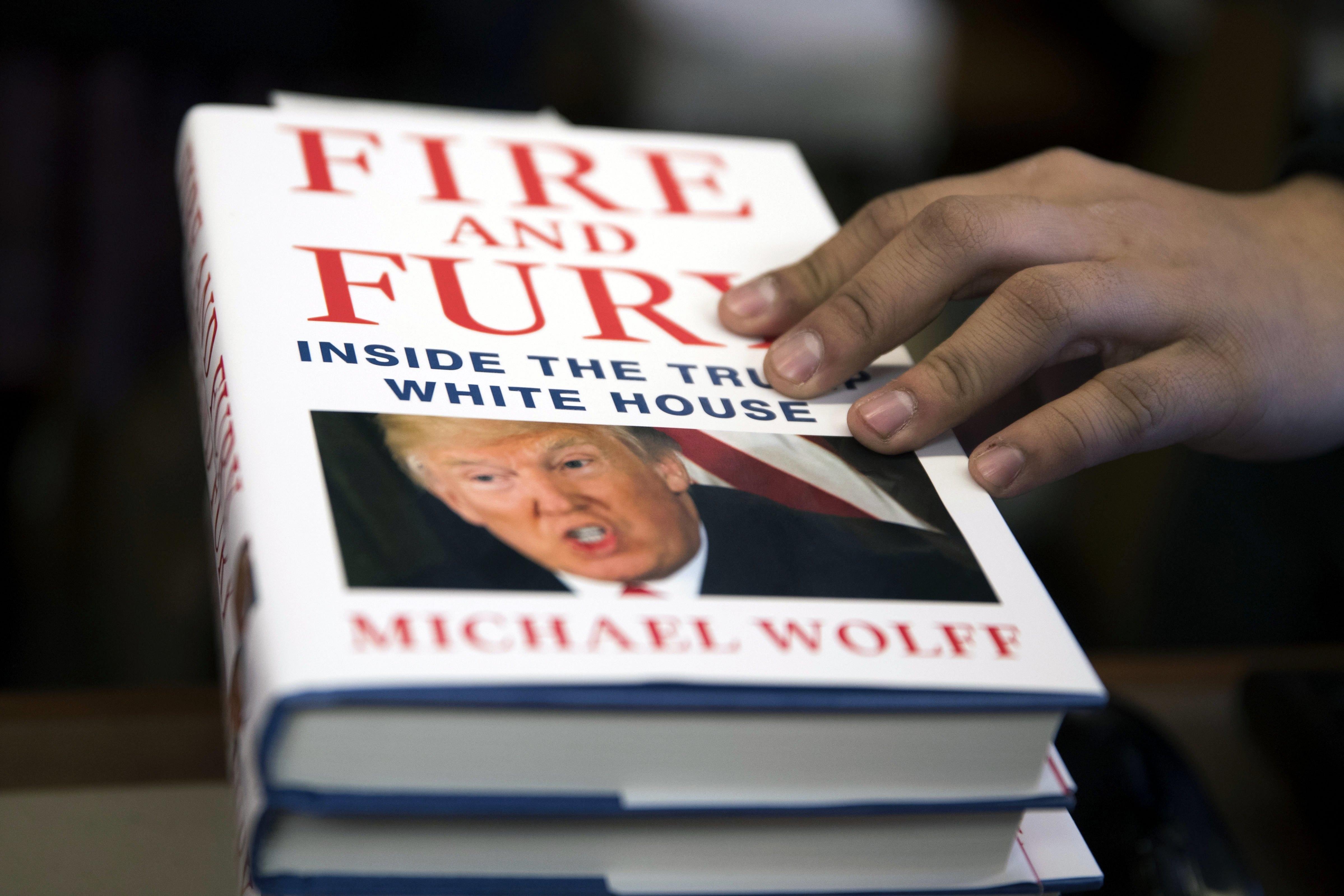Trump esperava sair derrotado nas eleições de 2016 conta o livro de Wolff
