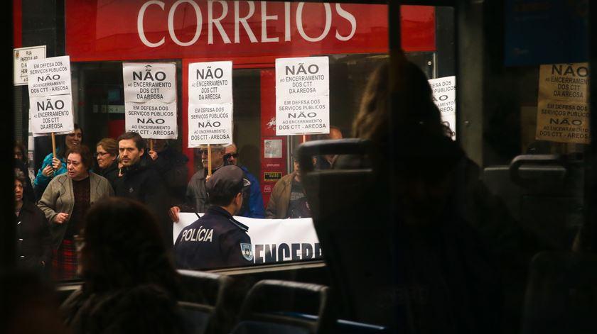Trabalhadores dos CTT em greve na sexta-feira