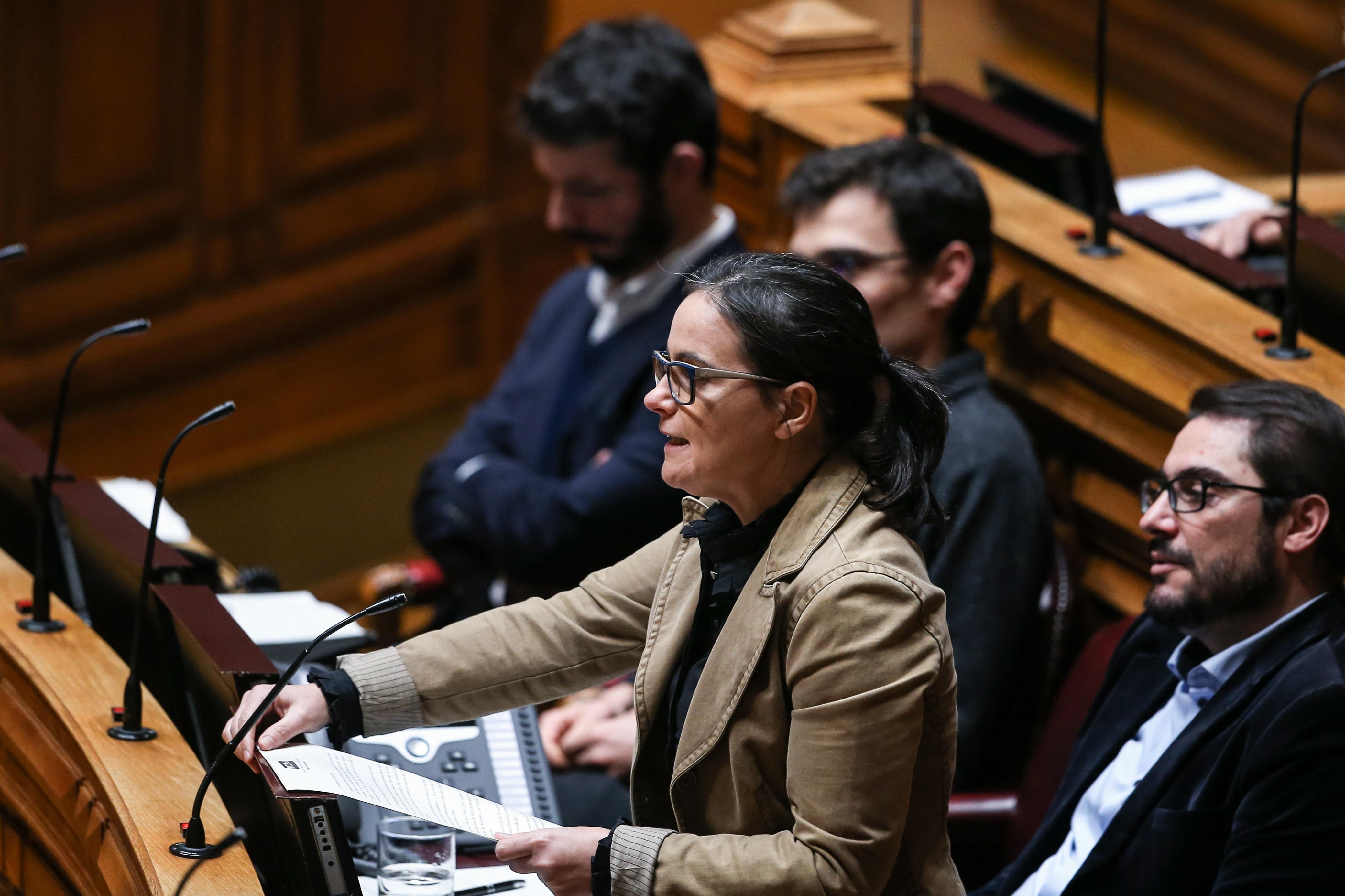 Projetos do PAN e BE sobre canábis baixam à comissão sem votação