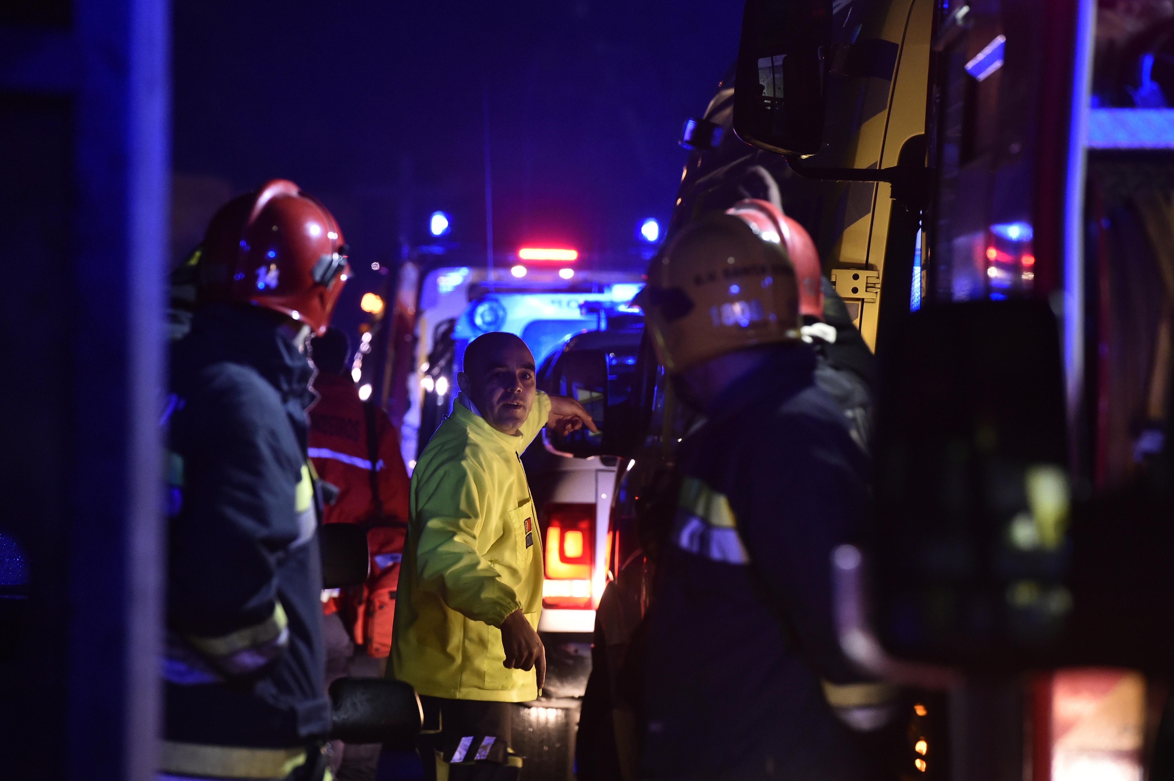 Vila Nova da Rainha. Morreu mais uma vítima do incêndio