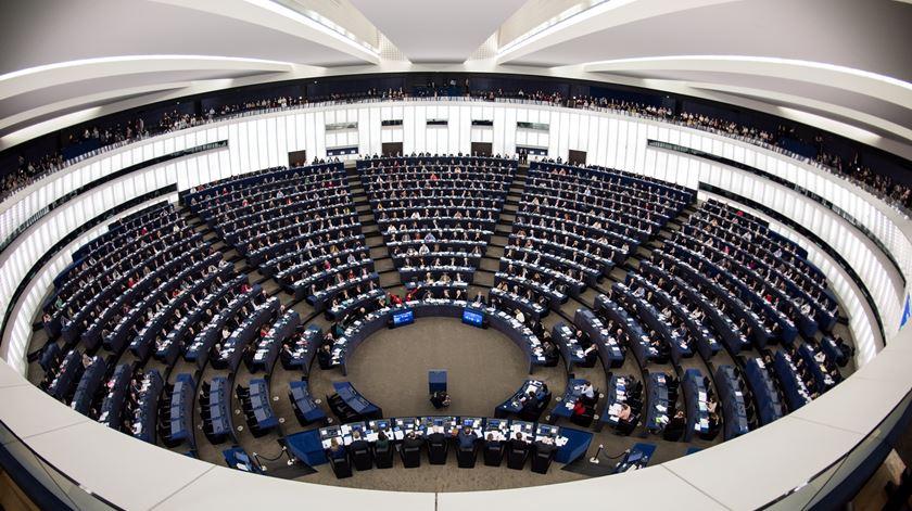 Próxima votação no Parlamento Europeu está marcada para esta quinta-feira. Foto: Patrick Seeger/EPA