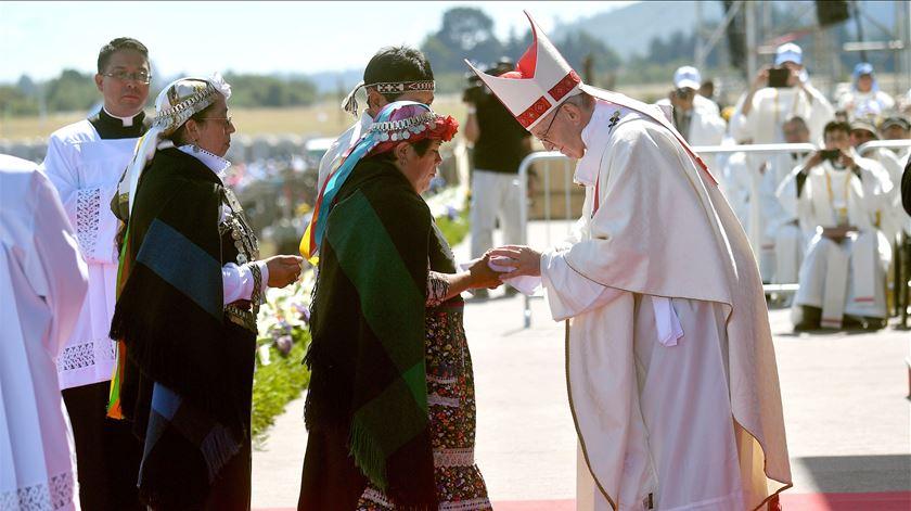 """Em terra de conflito, Papa apela à não-violência e sublinha que """"unidade não é uniformidade"""""""