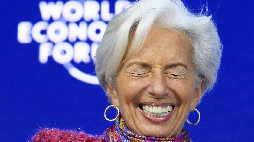 Christine Lagarde, diretora-geral do FMI. Foto: Laurent Gillieron/EPA (arquivo)