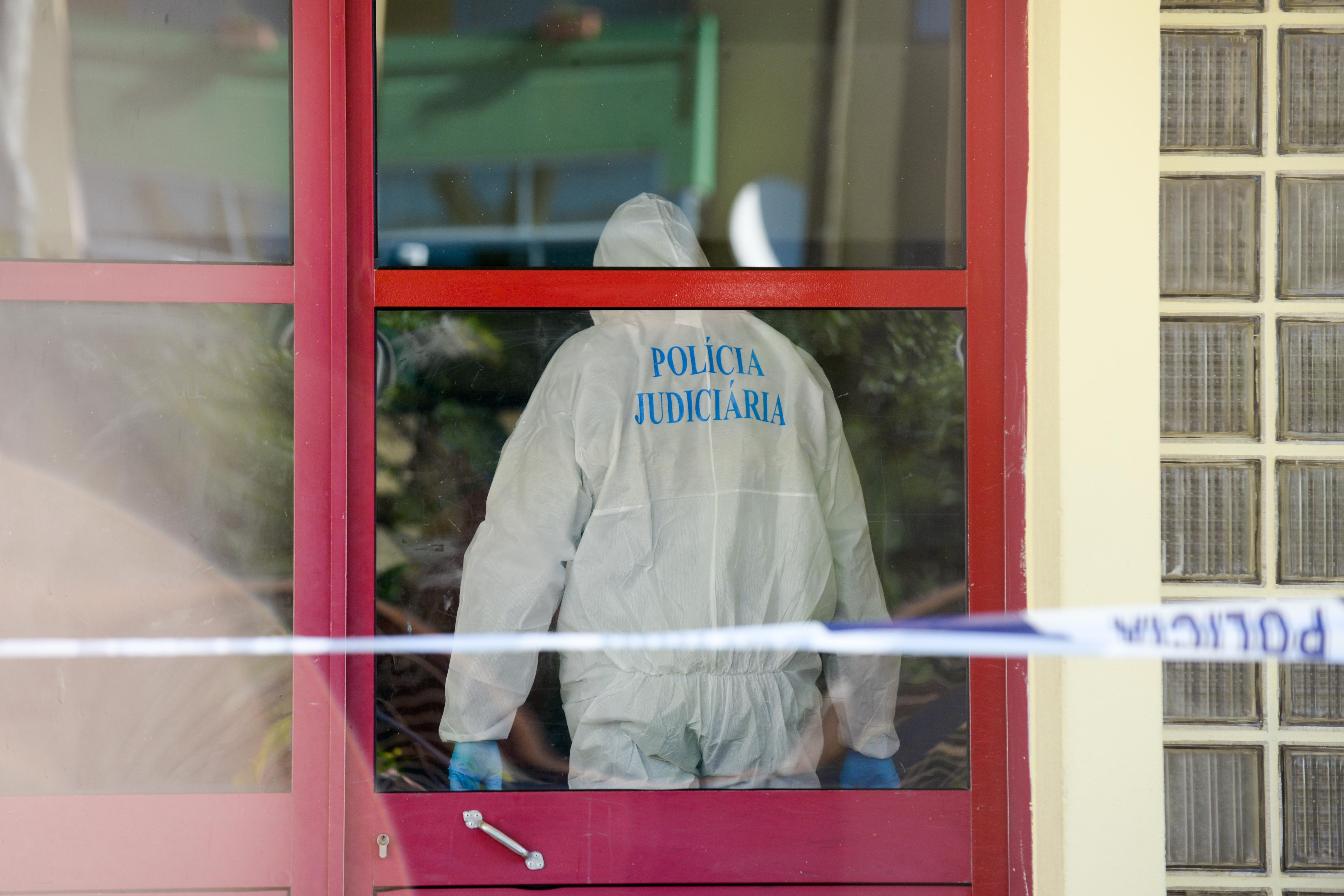 CDOS confirma vítima baleada em escola na Nazaré