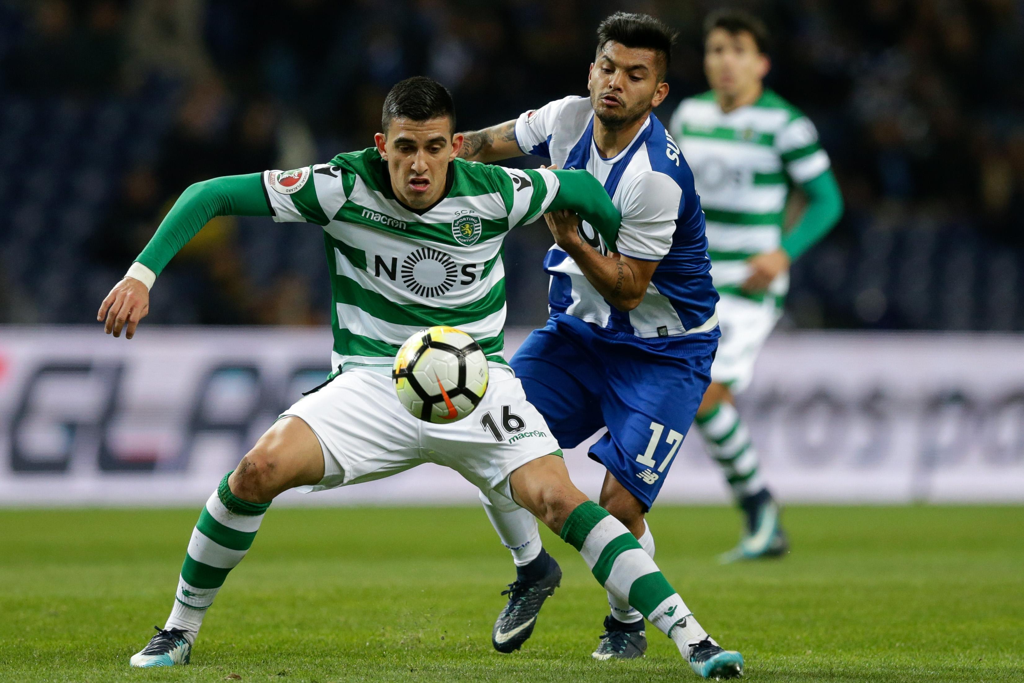 Sporting volta a vencer na compensação (1-0)