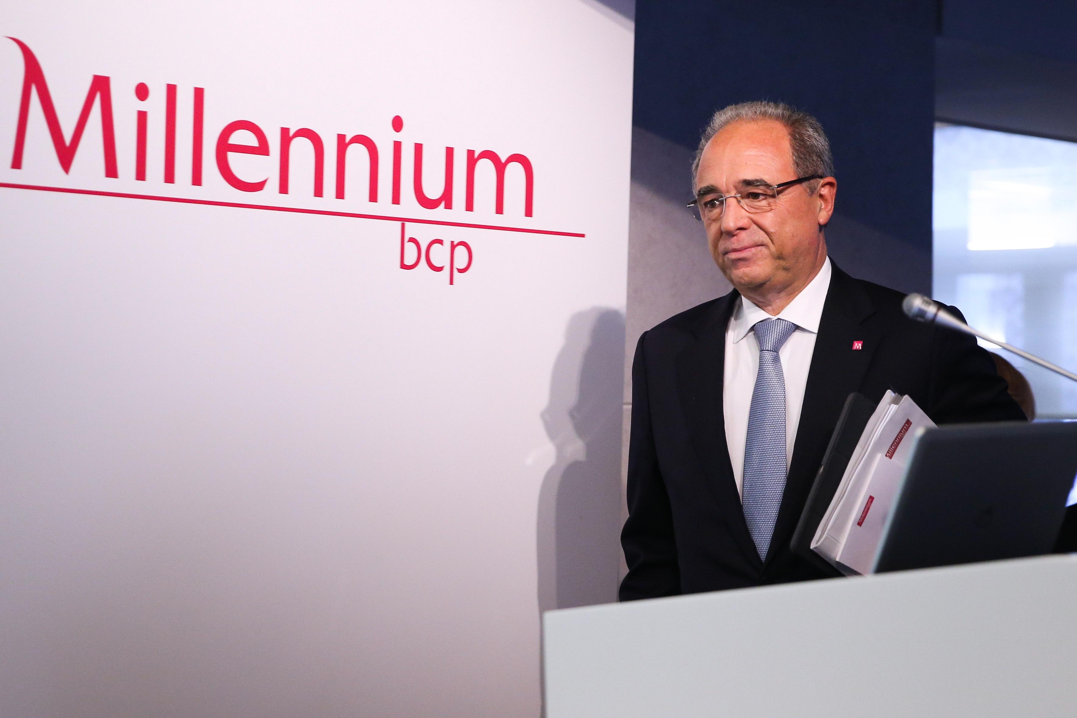 BCP sobe lucro para 186,4 milhões de euros
