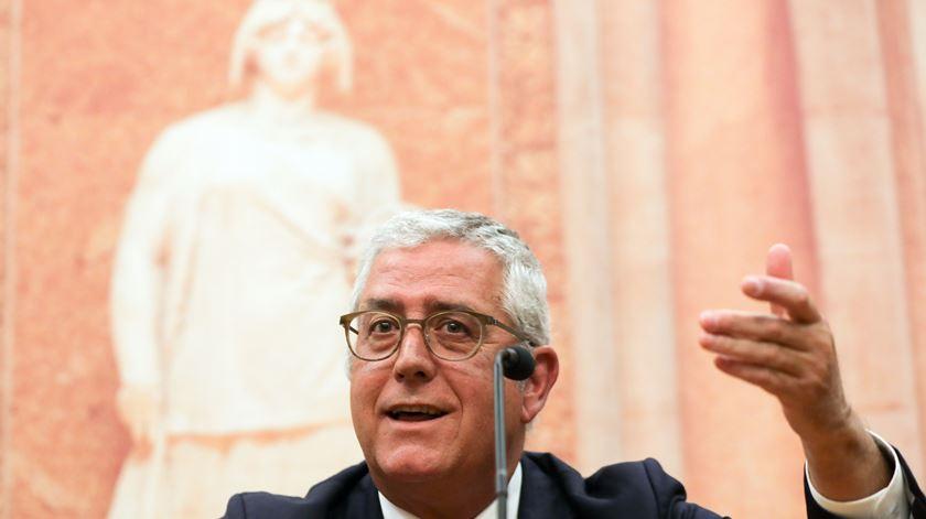 Fernando Negrão não pode garantir que não haja mais polémicas de presenças fantasma. Foto: Manuel de Almeida/Lusa