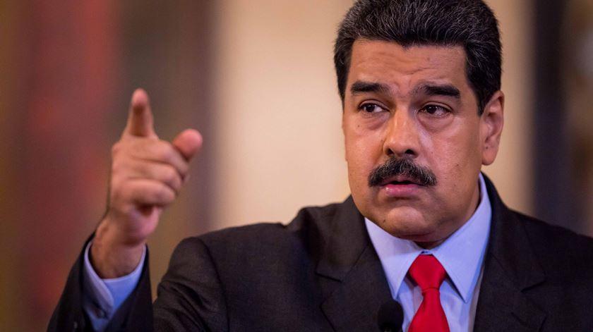 Volte-face. Maduro já não vai expulsar a representante da UE