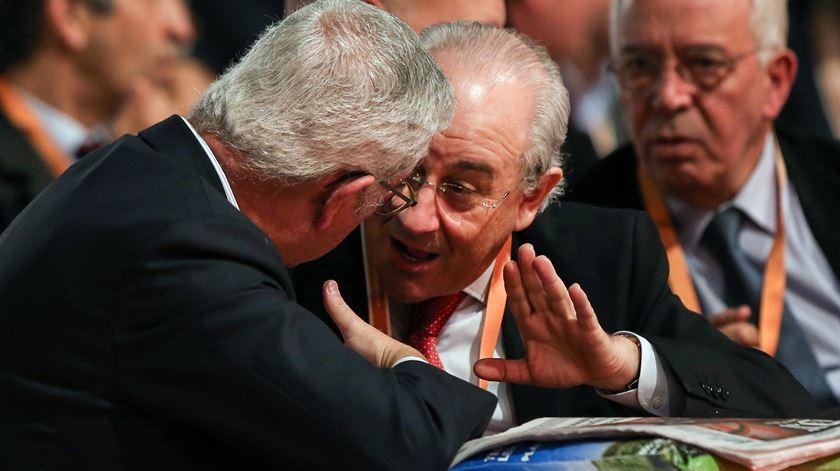 Rui Rio: acordos com Costa, desacordos com Negrão