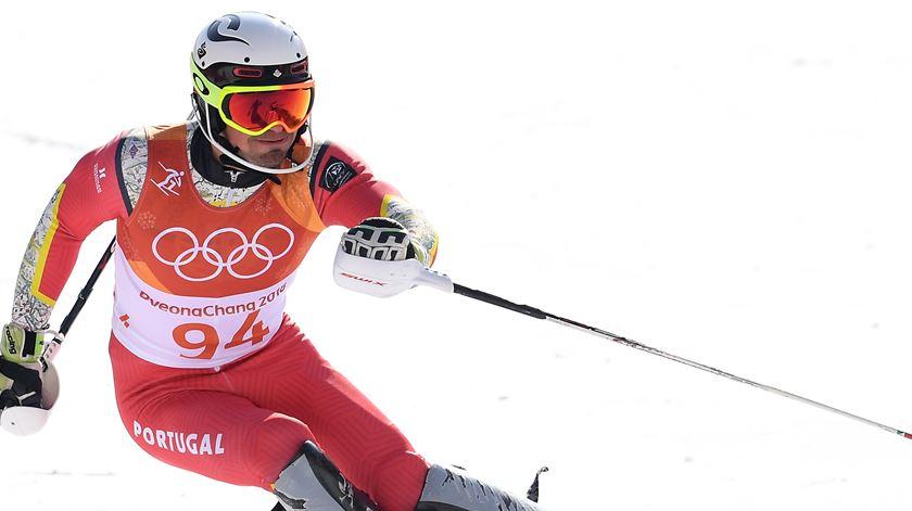 Presidente da Federação de Desportos de Inverno nega dívida a Arthur Hanse