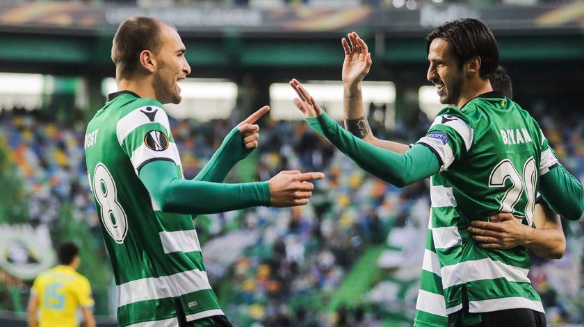 Leão ainda criou dúvidas, mas Bruno Fernandes dissipou-as