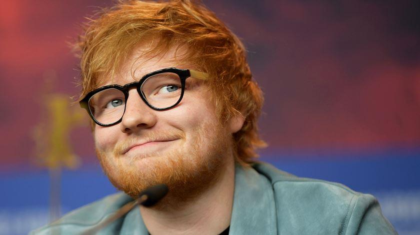 Ed Sheeran foi o artista que mais lucrou em espetáculos em 2018
