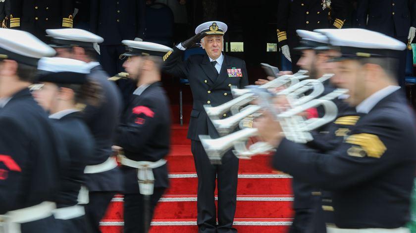 """Tancos. Chefe do Estado-Maior General das Forças Armadas reconhece """"casos muito graves"""""""