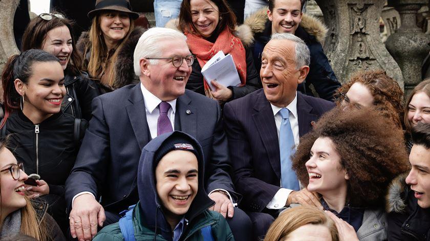 """Marcelo """"muito feliz"""" com novo debate sobre financiamento dos partidos"""