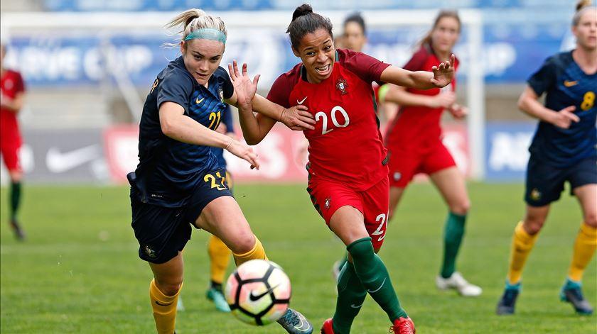 Jéssica Silva não gostou de ver o Mundial pela televisão