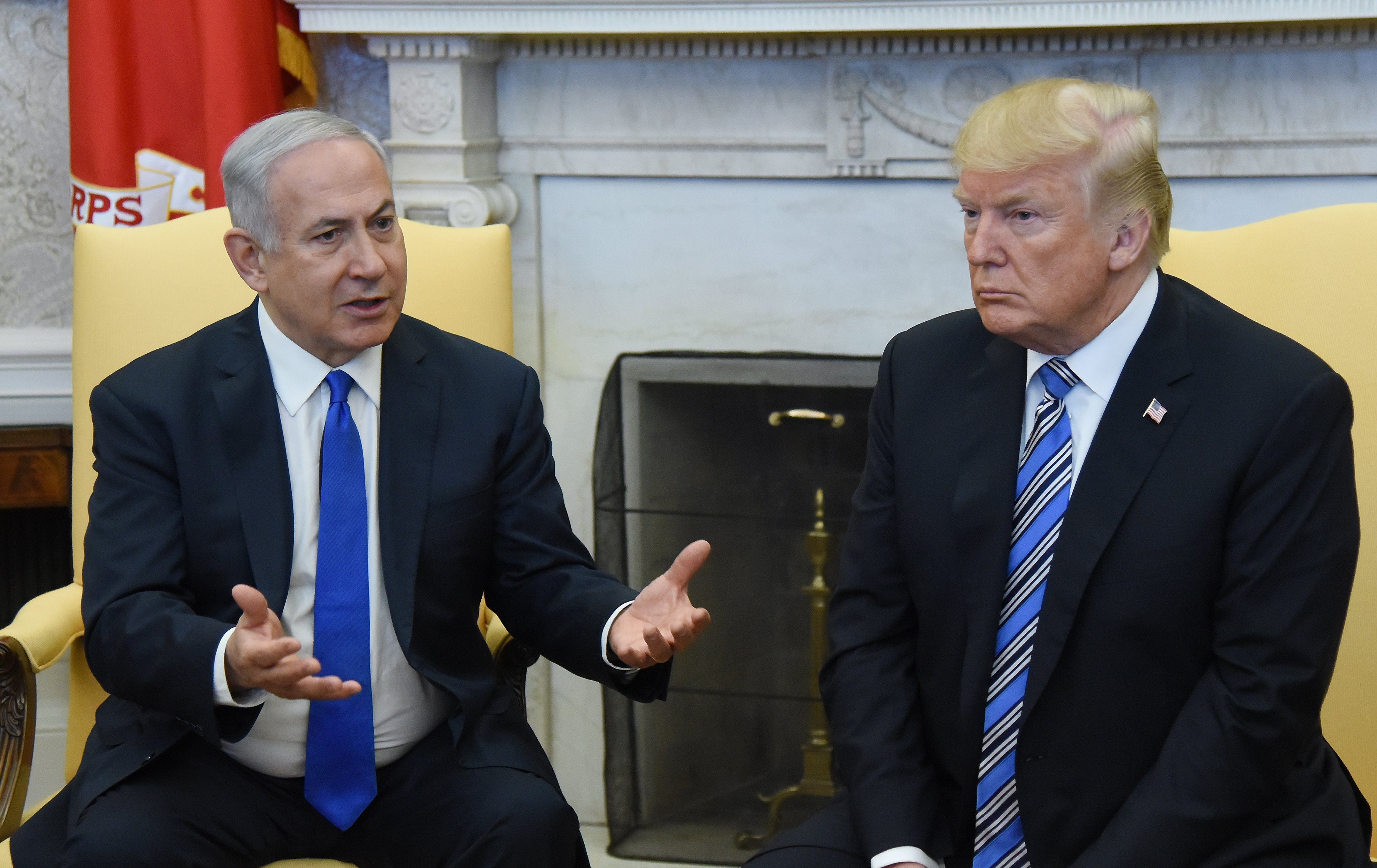 Trump diz que relação entre EUA e Israel nunca foi tão boa