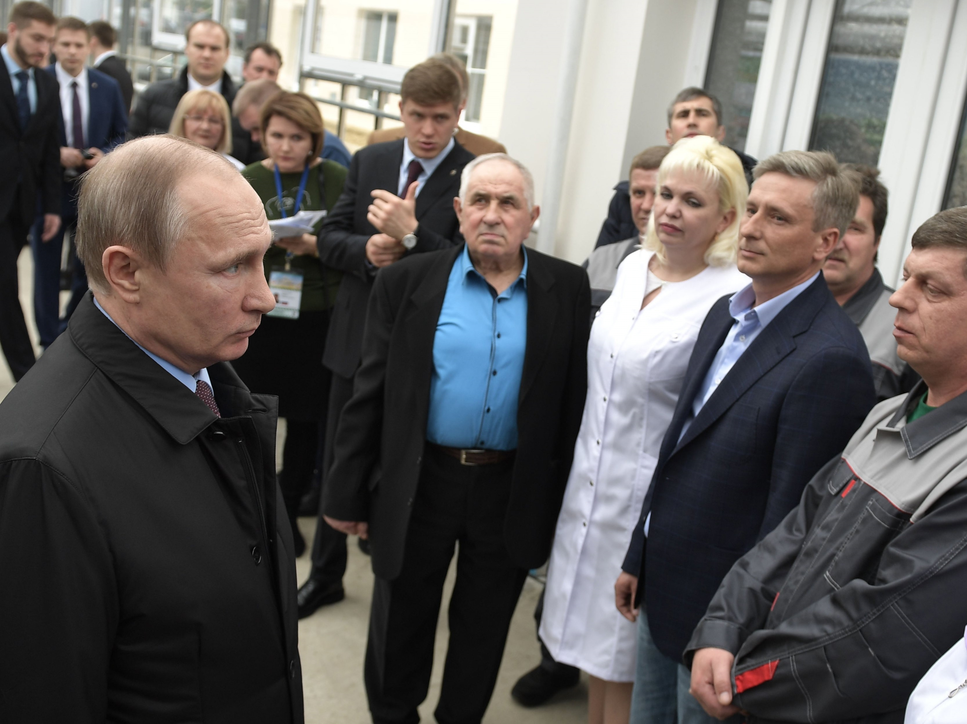 PM britânica: Resposta da Rússia não altera