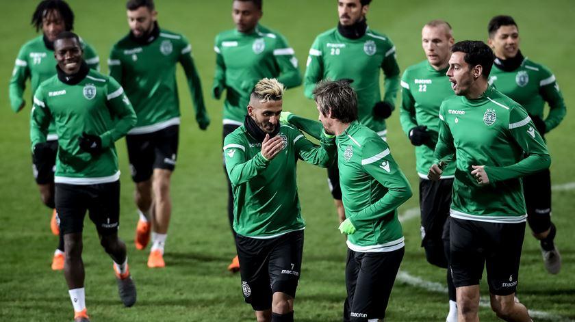 """Sporting em Plzen como escala para os """"quartos"""" da Liga Europa"""
