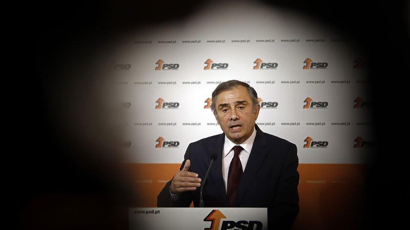José Silvano satisfeito com abertura de inquérito-crime