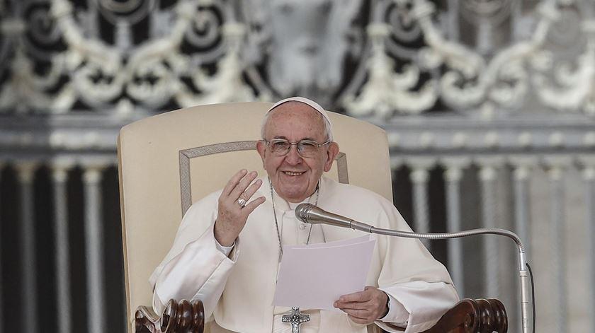 """Papa aos líderes coreanos: """"Tenham a coragem da esperança"""""""