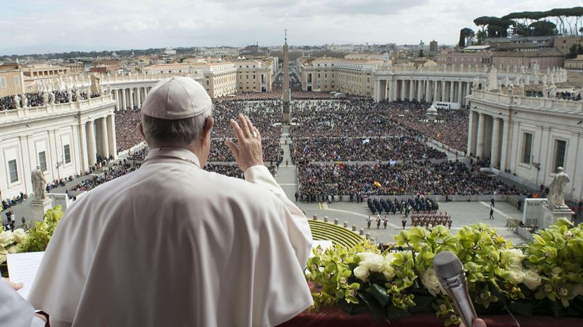 🔴 Em direto. Papa celebra missa do Domingo de Páscoa
