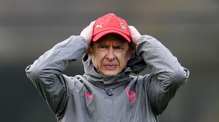 Wenger não treina desde que deixou o Arsenal. Foto: Andy Rain/EPA