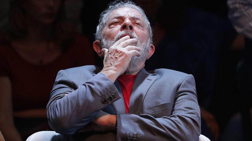 Lula da Silva diz que o PT pode não ter adversário para Bolsonaro nas presidenciais de 2022