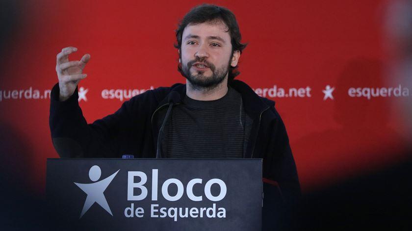 """""""Concertação social é desculpa esfarrapada"""" para não decidir, diz BE"""