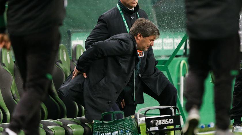 Bruno de Carvalho regressa ao banco frente ao FC Porto