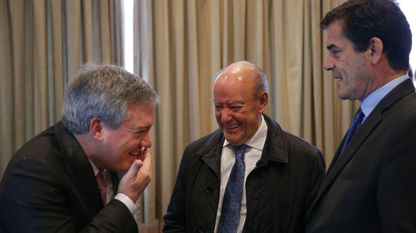 Pinto da Costa sonha com a construção de uma academia na cidade do Porto