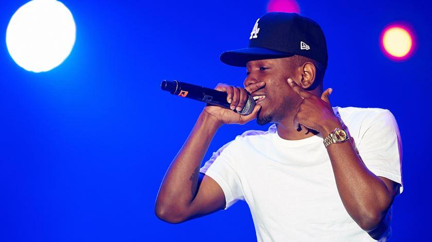 Kendrick Lamar. O primeiro rapper a ganhar um Pulitzer