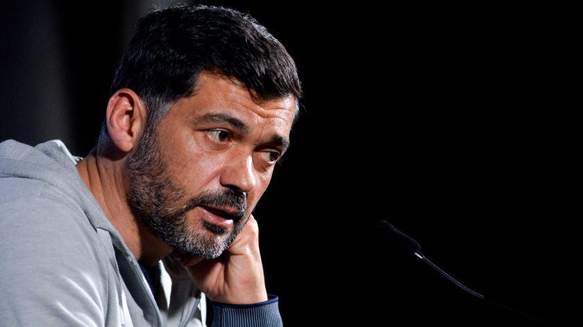 """Sérgio concordaria com o despedimento de Mourinho há uns anos. """"Agora já não"""""""