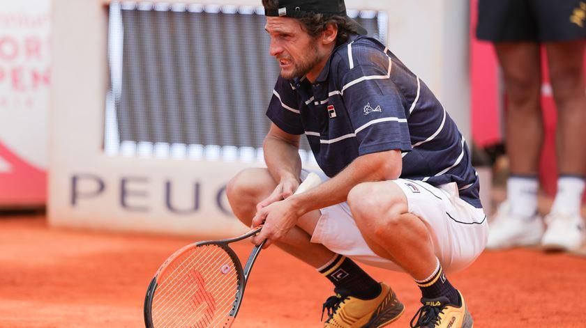 Pedro Sousa não passa dos quartos-de-final no Challenger de Barcelona