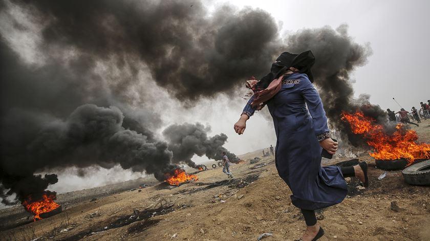 Jerusalém. Protesto contra mudança da embaixada dos EUA provoca mais de 20 mortos em Gaza