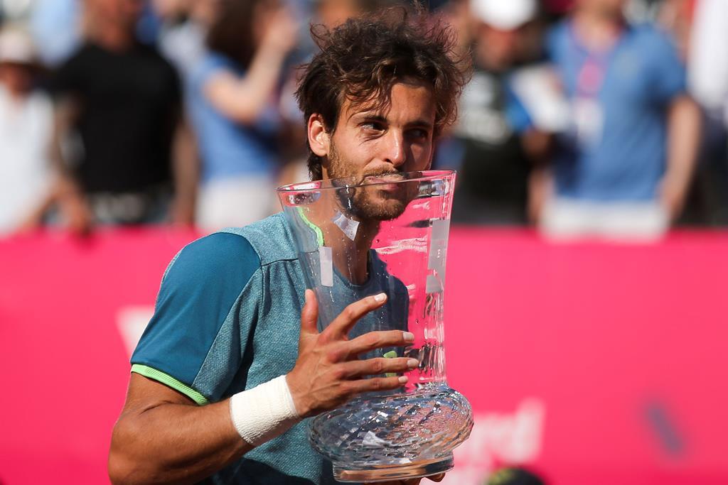 João Sousa venceu o torneio em 2018. Foto: José Sena Goulão/Lusa