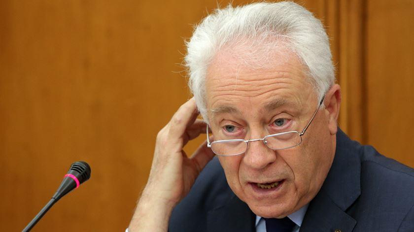 Na semana passada, o governador pediu escusa nas decisões do Banco de Portugal sobre a CGD. Foto: Inácio Rosa/ Lusa