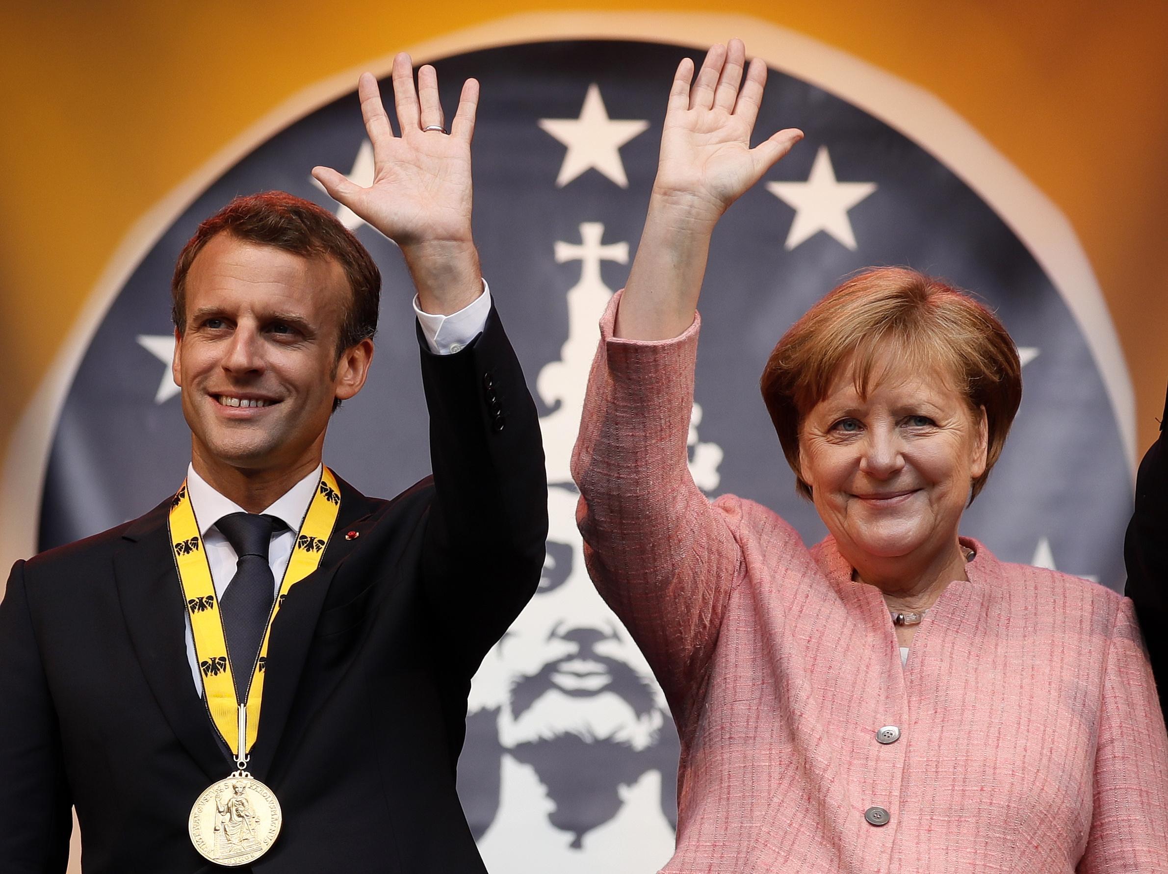 Europa não pode esperar que EUA a proteja de conflitos, diz Merkel