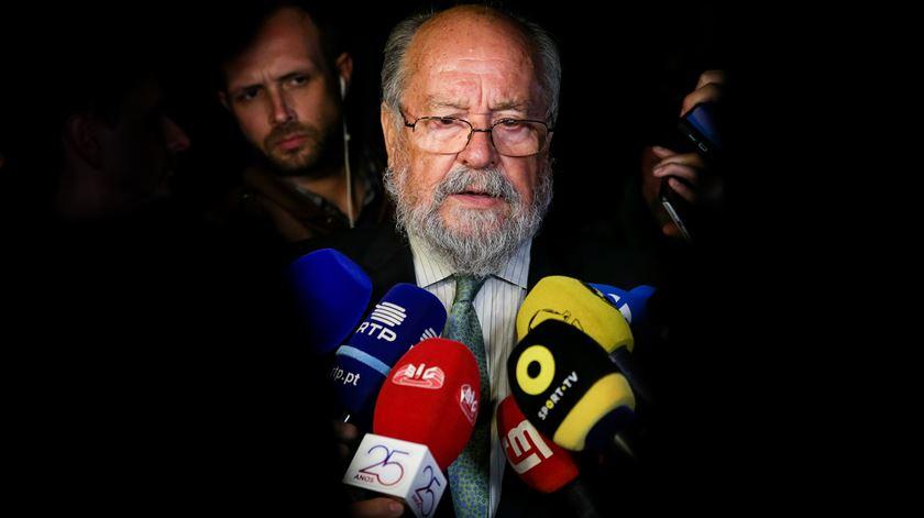 Jaime Marta Soares continua a garantir legitimidade da AG de 23 de junho. Foto: Mário Cruz/Lusa