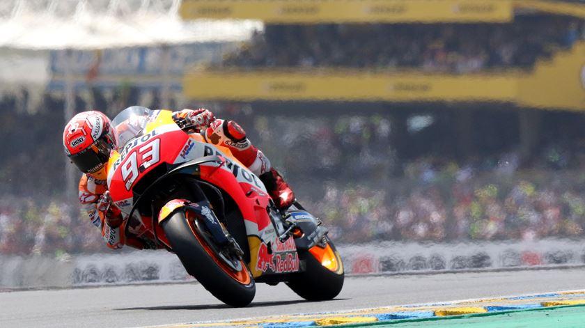 MotoGP. Vitória de Marc Marquez em Aragon